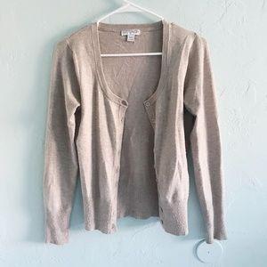 COTTON ON - Women's Cardigan - Beige - Size M